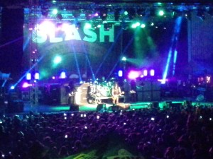 Slash i Arenele romane.
